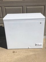 GE chest freezer good working condition in Bolingbrook, Illinois