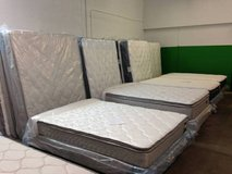Brand New Mattress Twin TXL Full Queen King Today in Camp Pendleton, California