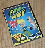 NEW Johnny Test Complete 5th Season DVD 2 Disc Set ALL 26 Episodes in Joliet, Illinois
