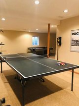 Foldable Harvard Ping Pong Table in Plainfield, Illinois