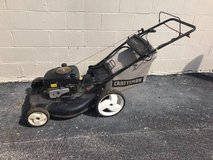 Craftsman gas walk-behind lawnmower in Naperville, Illinois