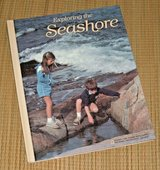 "Vintage 1984 ""Exploring The Seashore"" Books for Young Explorers National Geographic Society Hard... in Plainfield, Illinois"