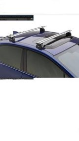 Subaru Thule Crossbar Set-Fixed (roof rack) in Fort Campbell, Kentucky