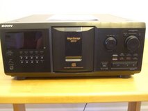 Sony CX355 Compact Disc Player in Alamogordo, New Mexico