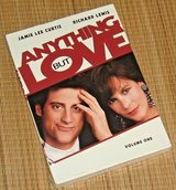 NEW Anything But Love Volume 1 Box Set 3 Disc DVD Season 1 & 2 28 Episodes in Joliet, Illinois