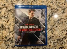 Mission: Impossible 6 movie collection in Shorewood, Illinois