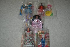 Barbie-McDonald's Happy Meal Toys in Shorewood, Illinois