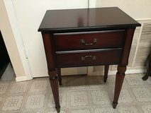 bombay company side table x 2-drawers night stand/side table in Kingwood, Texas