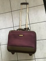 liz claiborne carry on business/laptop briefcase, laptop bag on wheel in Kingwood, Texas