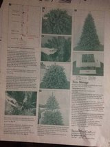 9' Pre-Lit Maine Pine Artificial Christmas Tree in Cary, North Carolina