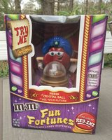 M&M's Fun Fortunes Collectible Candy Dispenser in Cary, North Carolina