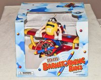 M&M's Barnstorming Rides Dispenser. in Cary, North Carolina