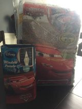 Full Size Cars Comforter & curtains in Shorewood, Illinois