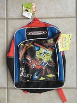 "Vtg  Nickelodean Spongebob backpack ""Eat my dust "" in Alamogordo, New Mexico"