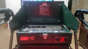 Coleman Propane Stove 2 in Kingwood, Texas