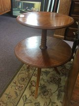 Two Tier Table in Bartlett, Illinois