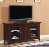 TV Stand for TV's up to 62 inches - New! in Naperville, Illinois