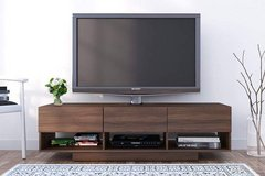 TV Stand Entertainment Unit 60 Inches - New! in Naperville, Illinois
