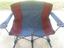 Foldable Rocking Loveseat in Cleveland, Texas
