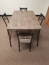 "New! Banbury Dining Set 60"" Table and 4 Chairs FREE DELIVERY in Camp Pendleton, California"