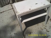 ANTIQUE PARLOR TABLE ALL WOOD in Tinley Park, Illinois