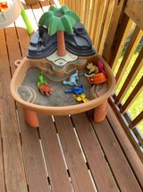 Kids Sand Table in Tacoma, Washington