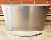 NEW! Electrolux Frigidaire Stainless Freezer Drawer Door and Handle in Yorkville, Illinois