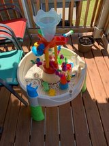 Kids STEM water table in Tacoma, Washington