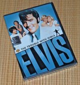 NEW Rare Elvis The Trouble with Girls DVD Includes 5 Free Collectible Cards OOP 2007 in Joliet, Illinois