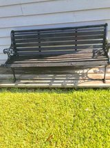 Outdoor Bench in Byron, Georgia