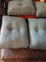 4 plush thick outdoor cushions in Phoenix, Arizona