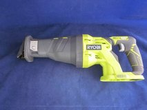 RYOBI P516 Cordless Reciprocal Saw 18V One+ BROKEN in Chicago, Illinois