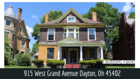 915 W Grand Ave Dayton, OH 45402 - Historic in Wright-Patterson AFB, Ohio