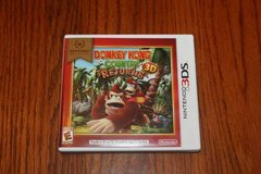 3DS Donkey Kong Country Returns in Spring, Texas