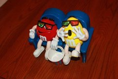 """M&M LIMITED EDITION """"AT THE MOVIES"""" IN 3D GLASSES CANDY & PEANUT PARTY in Kingwood, Texas"""