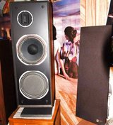 Vintage ESS LS 4 Speakers in Bartlett, Illinois