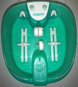 Conair Deluxe Foot Spa w/Jets Bubbles Massage in New Lenox, Illinois