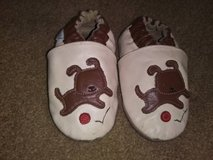 Robeez Leather Baby Shoes (12-18 months) in Camp Pendleton, California