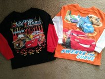 New DISNEY CARS shirts (size 2/3) in Vista, California