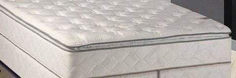 Spinal Solution 10-inch Medium Mattress Queen Size - New! in Naperville, Illinois