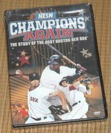 NEW Champions Again DVD The Story Of The Boston Red Sox NESN 2007 in Joliet, Illinois