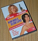 NEW Vintage 2002 High Heels Low Lifes DVD Comedy Minnie Driver Mary Mccormack in Chicago, Illinois