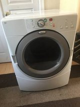 27 Inch Duet Gas Dryer with 7.0 Cu. Ft. Capacity in Naperville, Illinois
