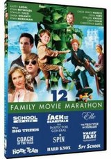 NEW Family Movie Marathon 12 Film Collection 3 Disc DVD Set SEALED in Oswego, Illinois