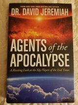 Agents of the Apocalypse in Camp Pendleton, California
