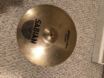 "Sabian AA Medium 16 "" Thin Crash in Bolingbrook, Illinois"