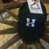Heisman Trophy Club hat from NYC downtown athletic club in Fort Belvoir, Virginia