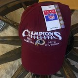 1999 Vintage NFC Eastern Division Redskins Champions Hat in Quantico, Virginia