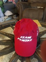 team penske vtg red indy car series #3 castroneves & #6 briscoe adjustable hat in Quantico, Virginia
