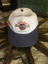 Vintage 90's Hard Rock Cafe Honolulu Save the Planet snap back hat in Quantico, Virginia